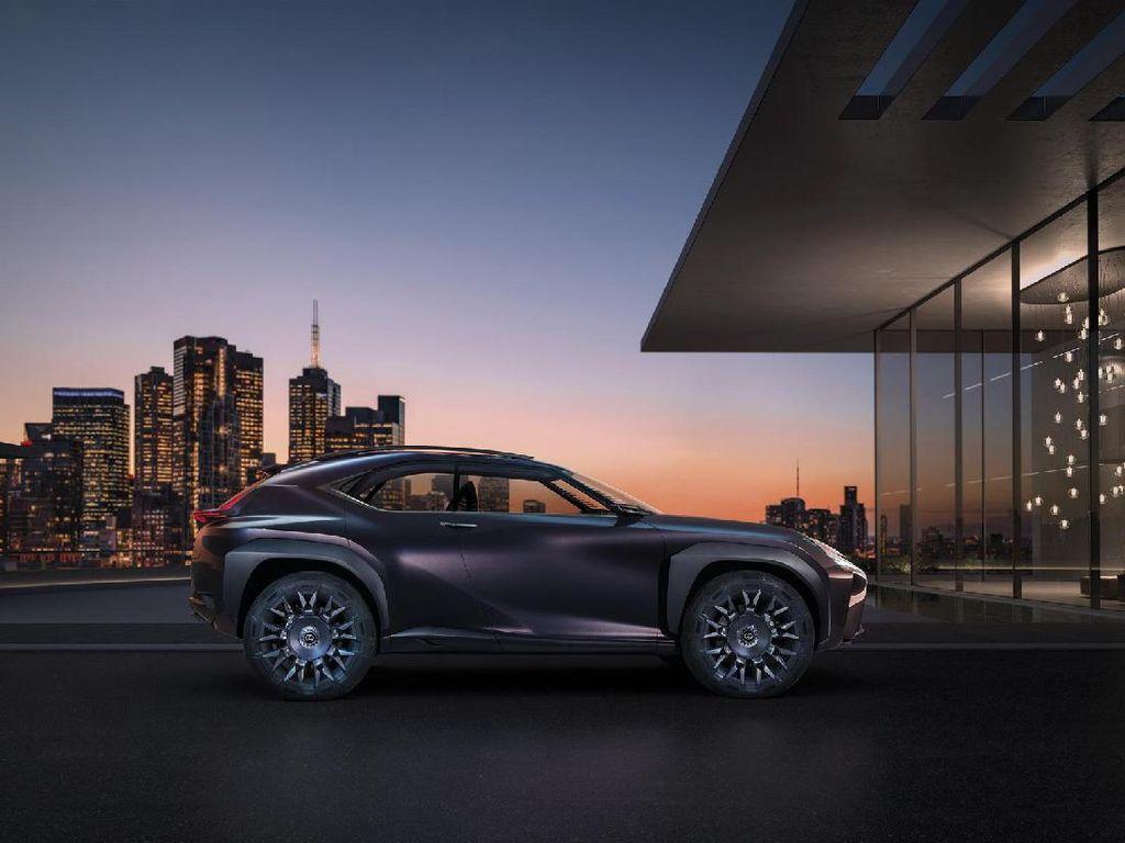 Konsep Crossover Lexus Ini Siap Diproduksi Massal