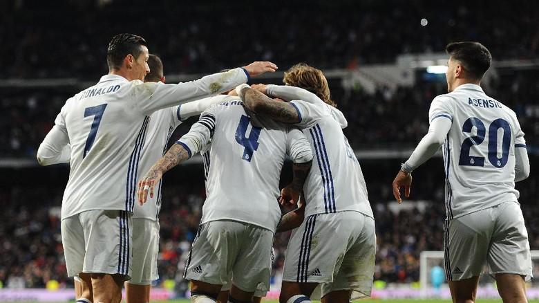 Kesabaran Madrid Berbuah Kemenangan