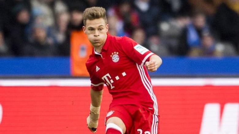 Kimmich Tak Puas dengan Situasinya di Bayern