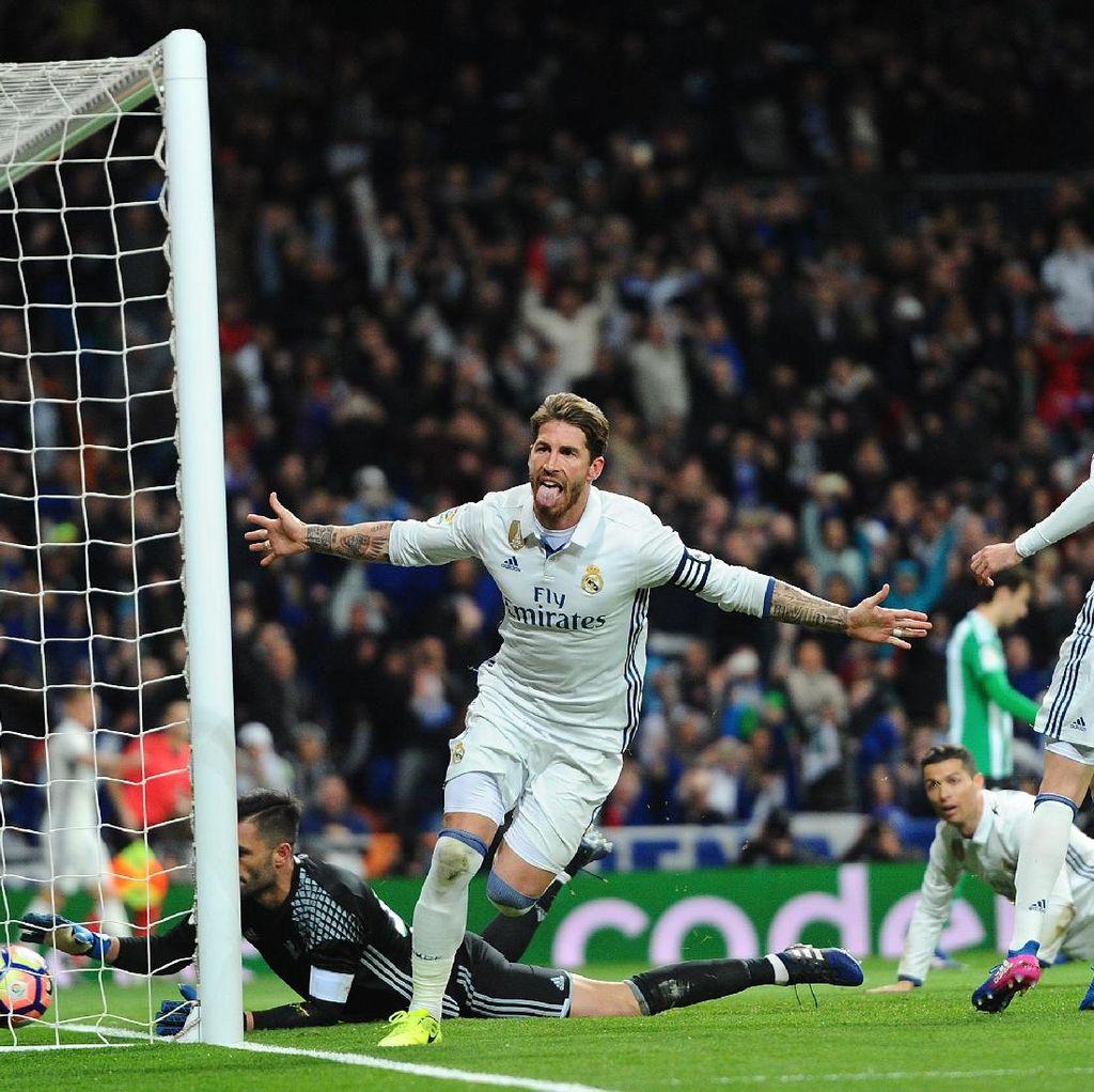 Ramos: Komentar Pique Cuma Membantu Jualan Surat Kabar