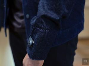 Kolaborasi Levis dan Google Bikin Jaket Pintar