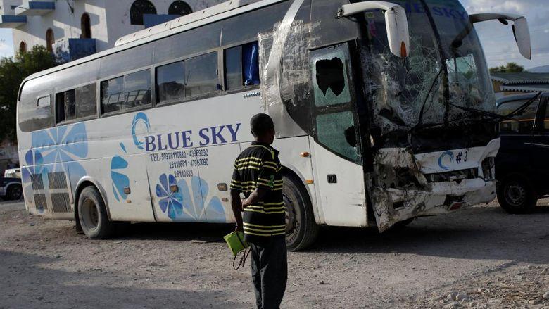 Bus Tabrak Parade Musisi Jalanan di Haiti, 38 Orang Tewas