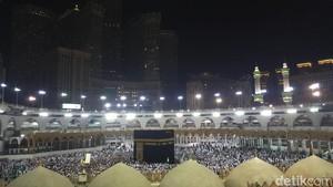Pemerintah Saudi Gagalkan Serangan Bom Bunuh Diri di Masjidil Haram