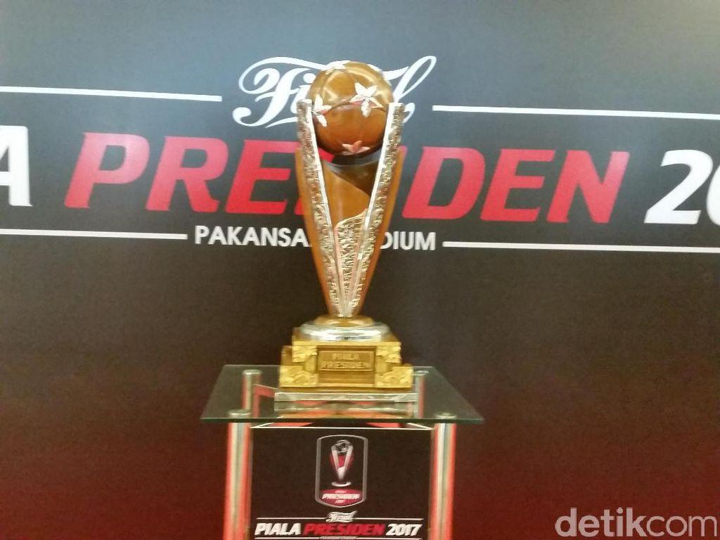 Inilah Hasil Drawing dan Jadwal Babak Delapan Besar Piala Presiden