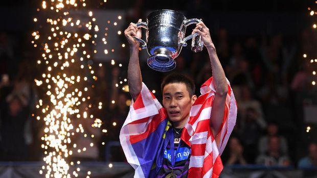 Lee Chong Wei meraih banyak gelar di level internasional.