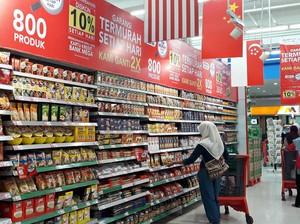 Promo Bahan Sarapan Praktis di Transmart dan Carrefour