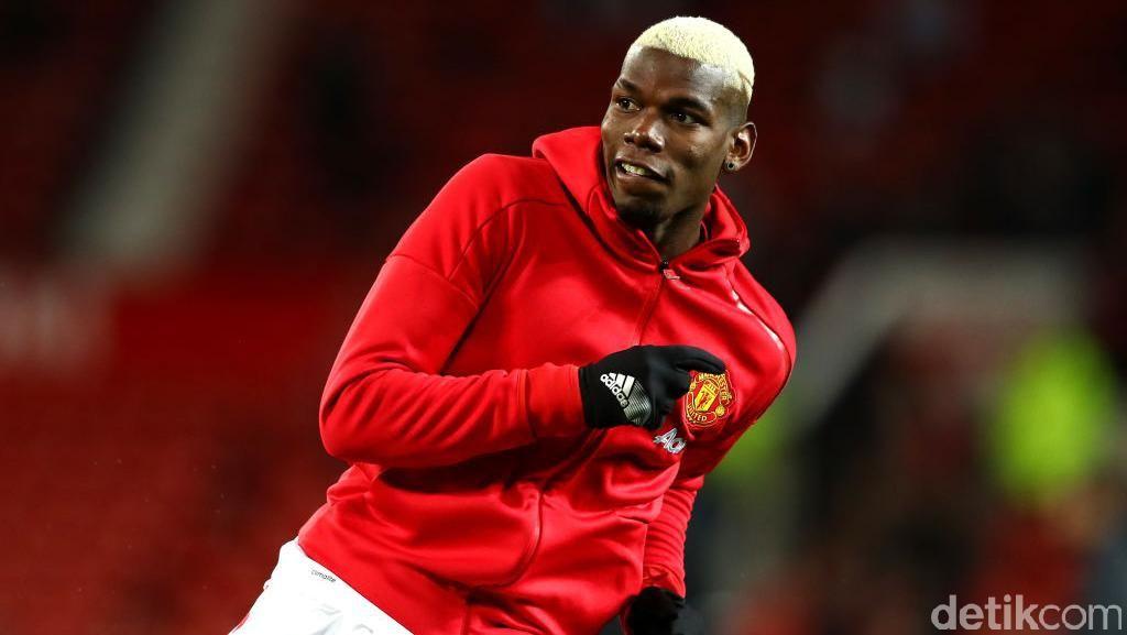 'Pogba Tidak Bisa Mencetak 25 Gol Semusim'