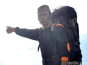 Tata Rasyid, Bapak Penolong di Gunung Bawakaraeng Itu Telah Tiada