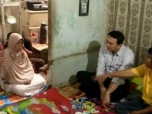 Ahok Tawarkan Rumah Susun, Keluarga Nenek Hindun Menolak