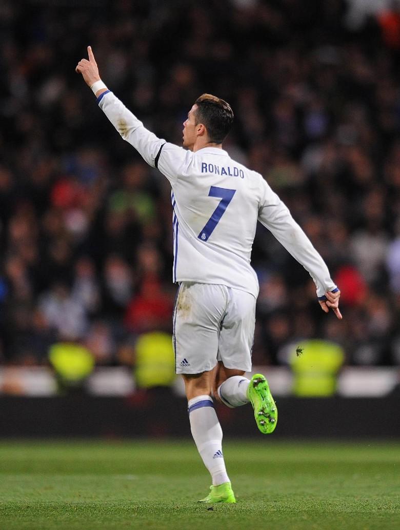 Dua Rekor Ronaldo dalam Kemenangan Madrid atas Betis