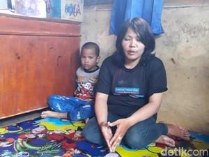 4 Anak Sumedang Telantar Viral di Medsos, Ibu Tepis Isu