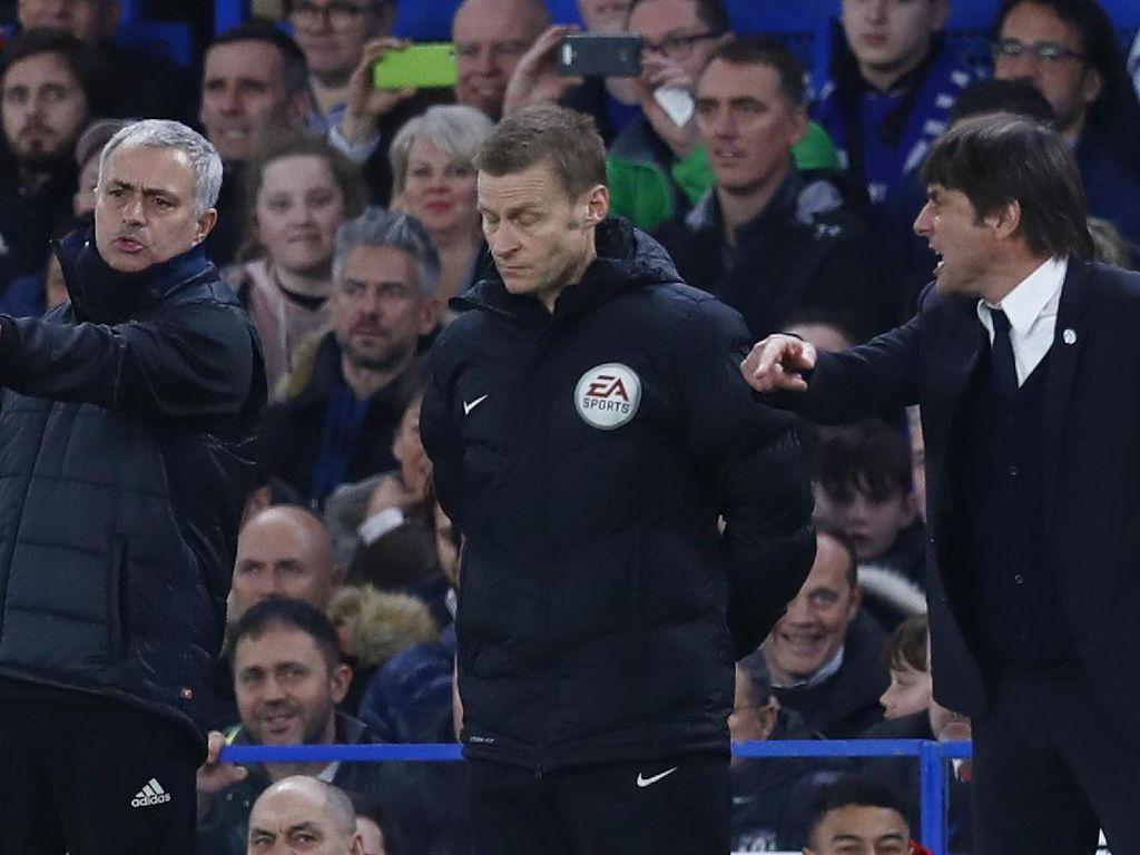 Pertaruhan Terakhir Antonio Conte Vs Jose Mourinho