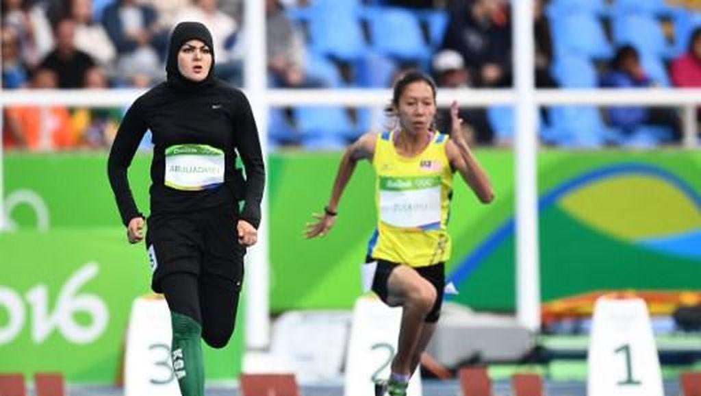 Ini Dia Atlet-Atlet Berhijab di Kancah Dunia