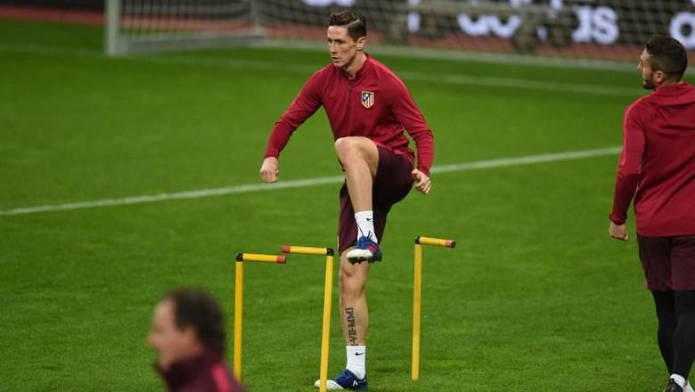 Torres Sudah Kembali Berlatih