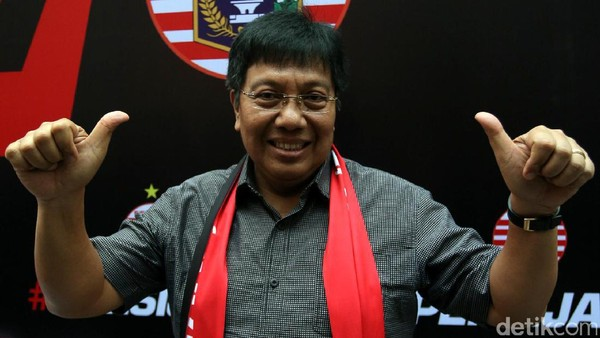 Persija Lega Tak Jalani Laga Kandang Saat Pilkada, tapi...