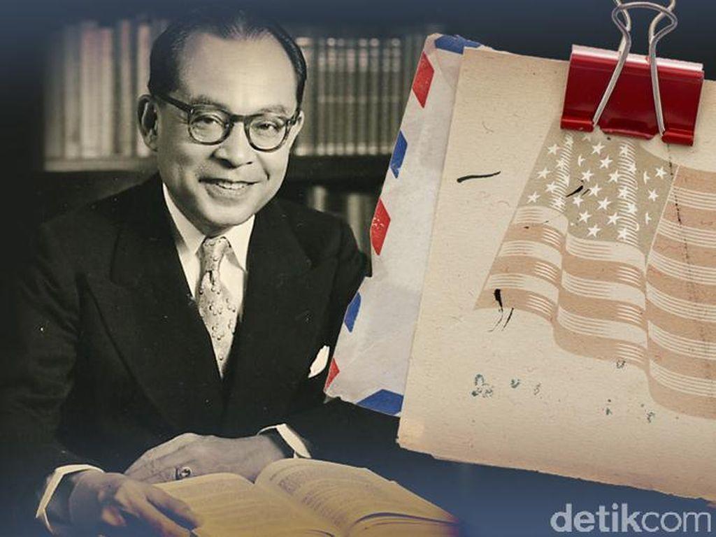 Biografi Moh Hatta yang Belajar Ilmu Koperasi Sampai ke Denmark