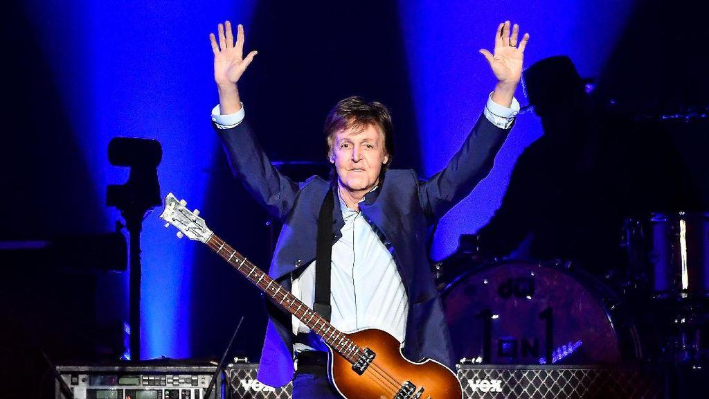 Dear Donald Trump, Terimalah Lagu dari Paul McCartney Untukmu