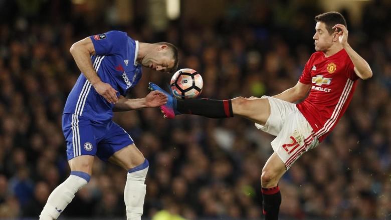 Senangnya Cahill Usai Chelsea Teruskan Momentum Kemenangan