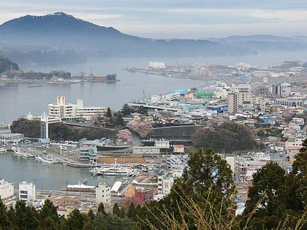 Mengenal Prefektur Miyagi yang Dihantam Gempa Jepang M 7,2