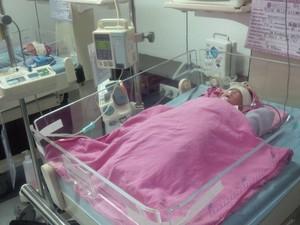 Melalui Proses Caesar, Bayi Kembar 4 Lahir di Medan