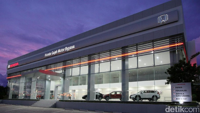Target Penjualan Masih Jauh, Honda Kejar Pembangunan Diler