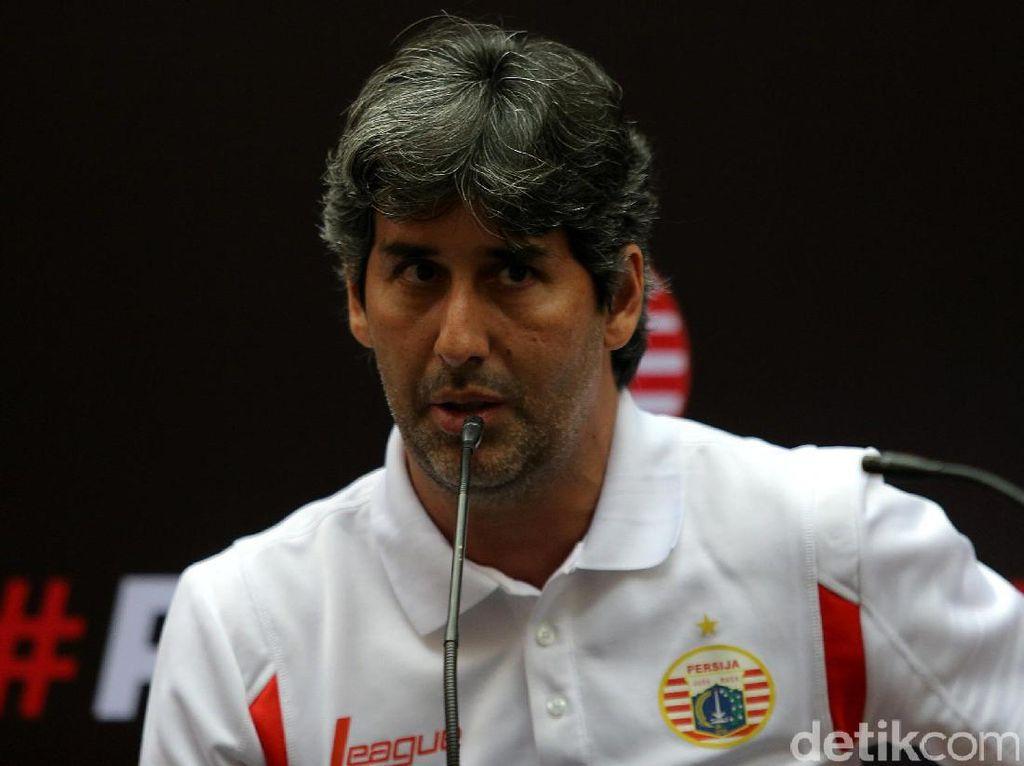 Kalah dari Timnas U-19, Pelatih Persija: Kami Hilang Konsentrasi