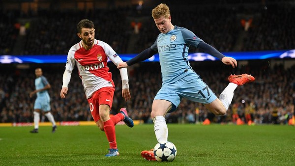 De Bruyne Optimistis City Bisa Sampai Final
