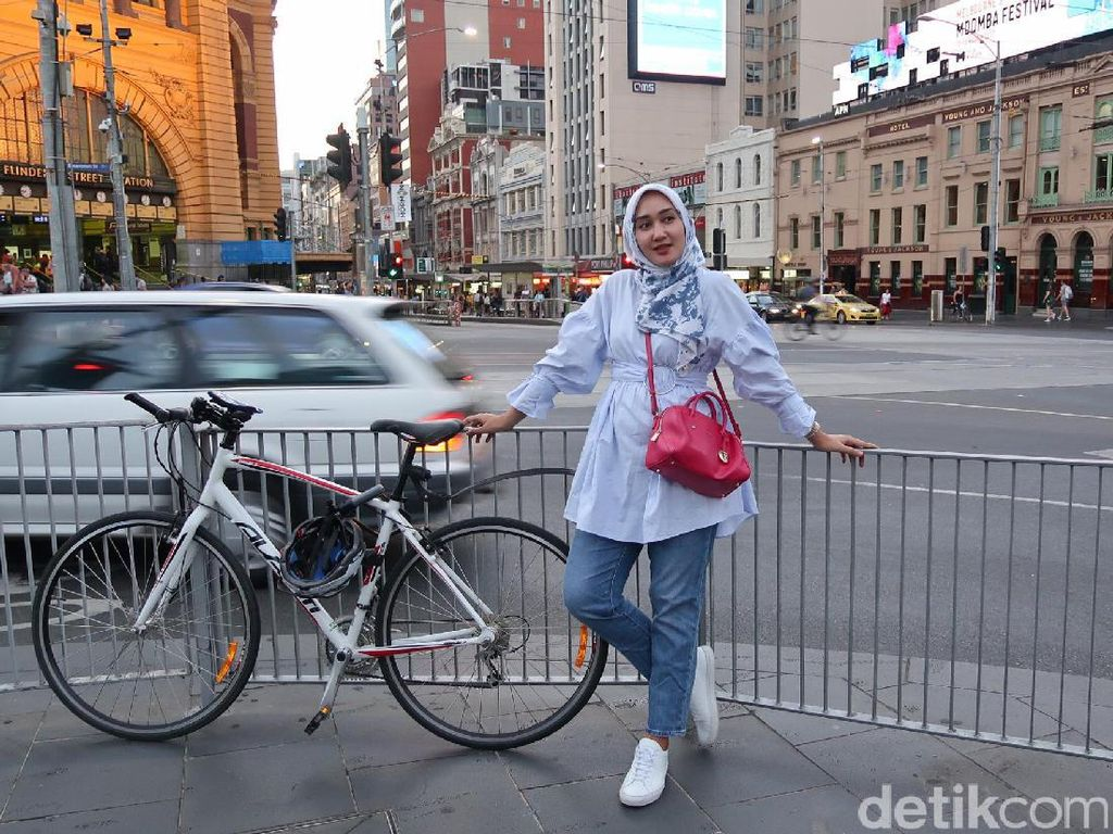 Fashion Modest Indonesia Mulai Dilirik Pasar Australia