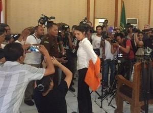 Sara Connor Stress dan Bingung Usai Divonis 4 Tahun di Bali