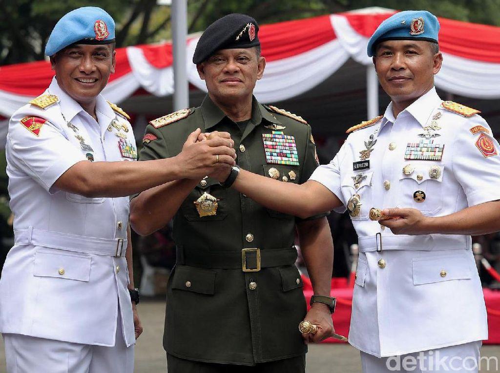 Brigjen Suhartono Resmi Jabat Danpaspampres