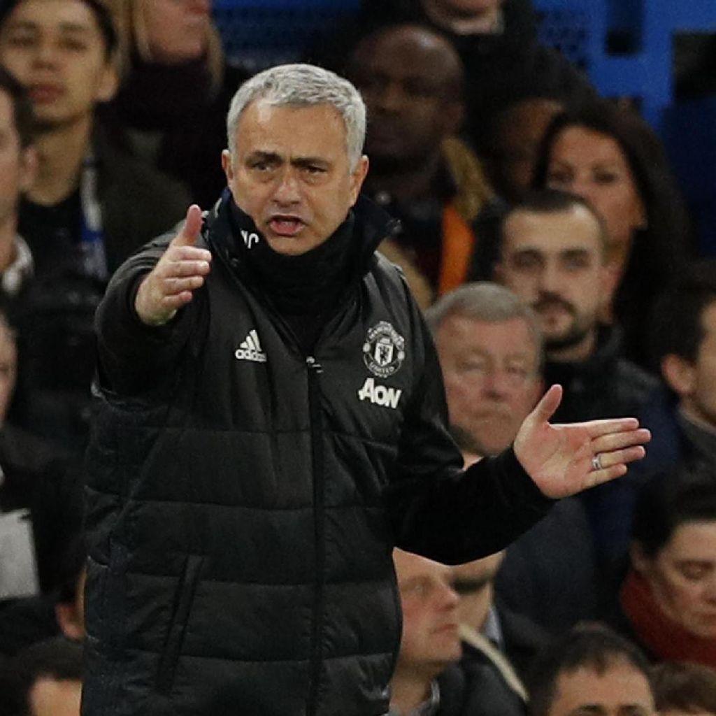 Mourinho: Jeda Internasional Untungkan WBA
