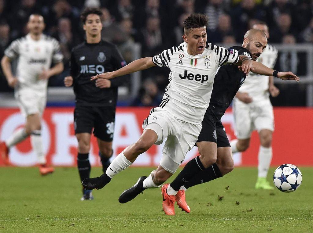 Menang 1-0 di Turin, Juventus Singkirkan Porto