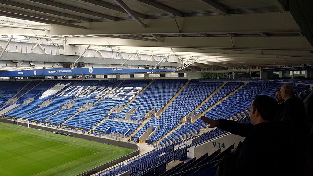 Mampir ke King Power Stadium, Melihat Keajaiban Leicester