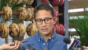 Sandiaga Tawarkan OK OCE untuk Jaring Pendukung Agus-Sylvi