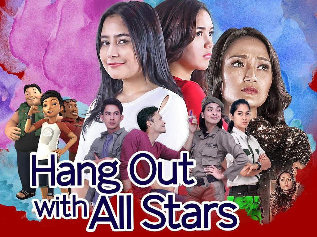 Hang Out Bareng Prilly Hingga Cassandra Lee Sabtu Ini!