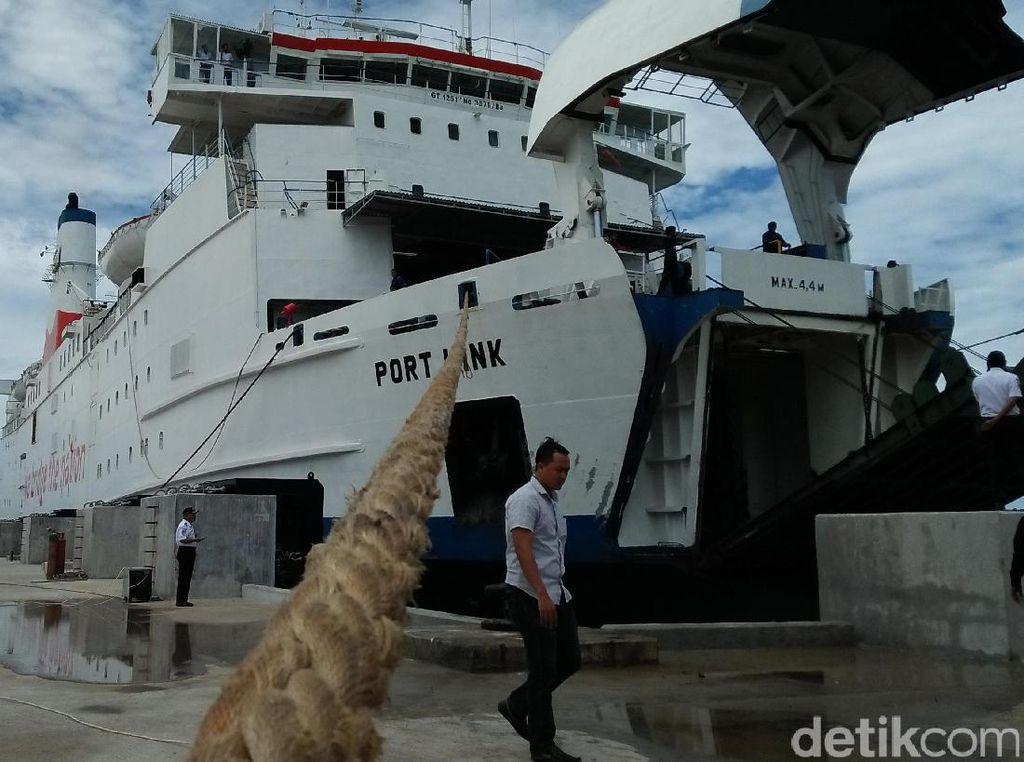ASDP: 5 Pemalsu Tiket Pelabuhan Merak Karyawan Outsourcing