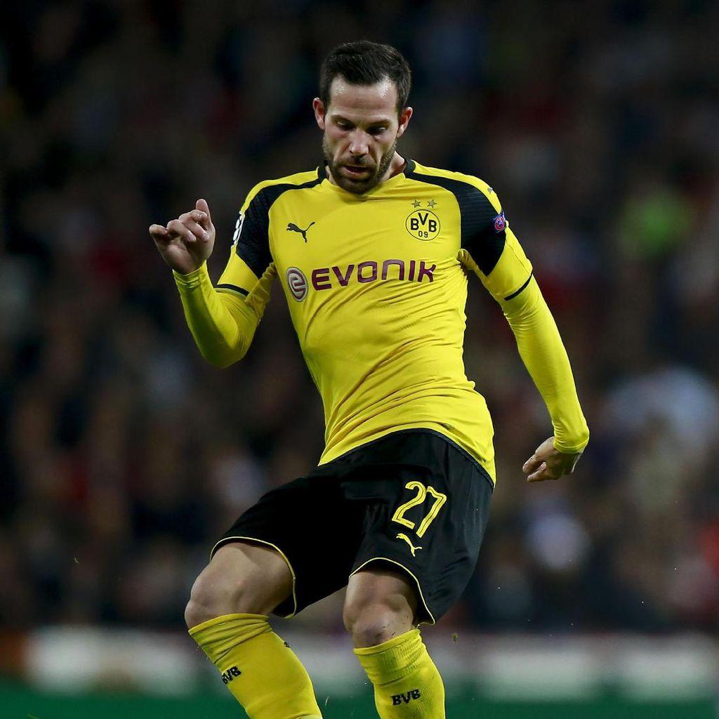Dortmund Perpanjang Kontrak Gonzalo Castro