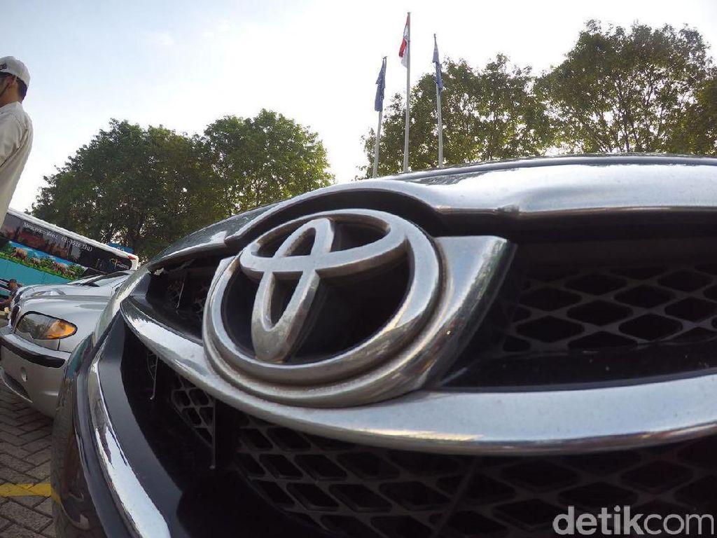 Ngegas, Jualan Mobil Toyota Tembus 12.523 Unit di September 2020