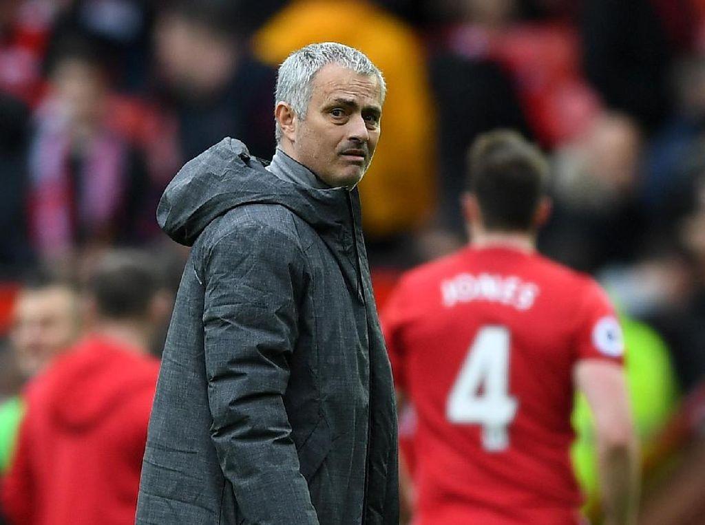 Mourinho Menolak Laga Persahabatan di Tengah Kompetisi