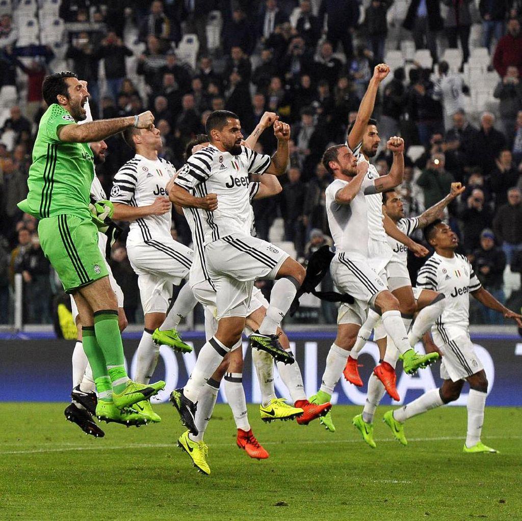 Mulai Liga Champions 2018/2019, Italia Dapat Jatah Empat Klub