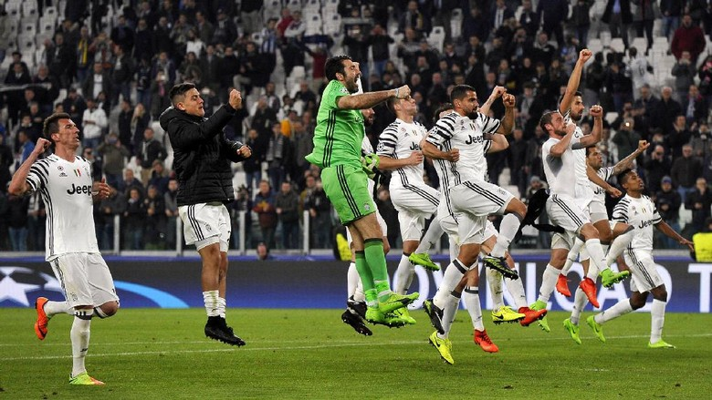 Griezmann Dukung Juventus Lolos ke Semifinal