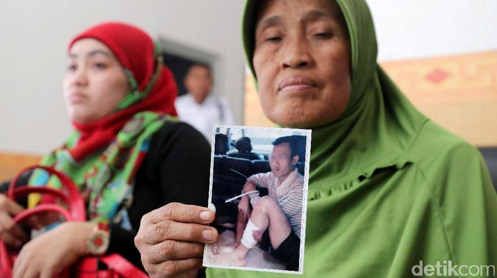 Keluarga Korban Salah Tangkap Mengadu ke Kompolnas