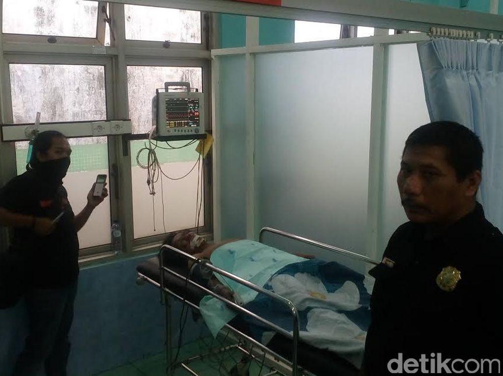 Kepergok Bobol Rumah, Dua Pencuri Dimassa, Satu Pelaku Tewas