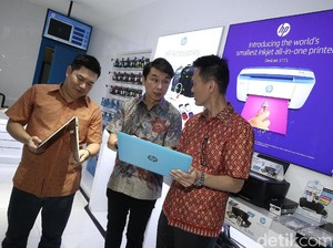 HP Buka Service Center di Mangga Dua Mall