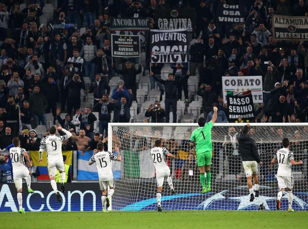 Kartu Merah untuk Porto Dinilai Membantu Juventus Memenangi Laga