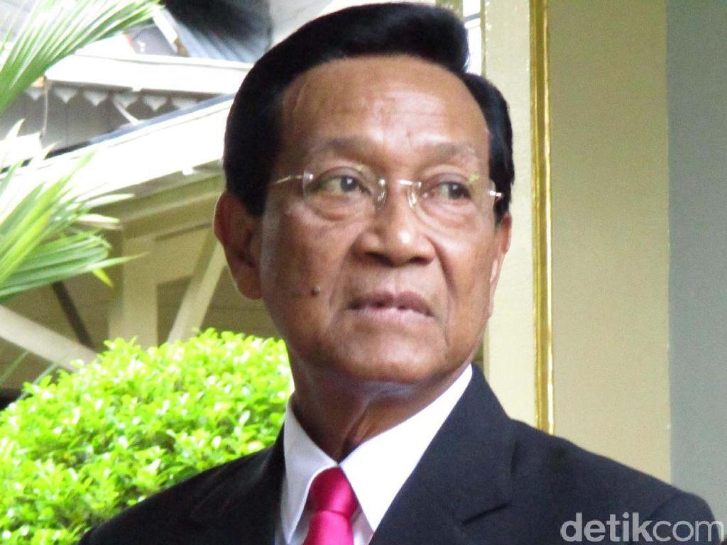 Temui Jokowi, Sri Sultan HB X Lapor Masa Jabatan Hampir Habis