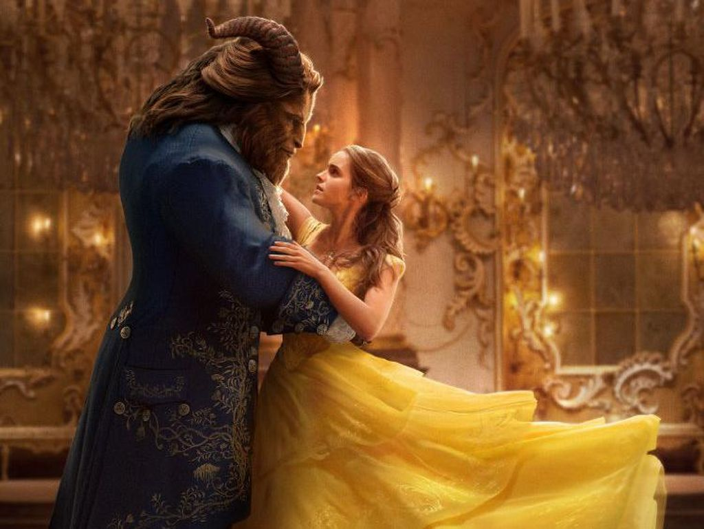 Disney Yakin Live Action Beauty and the Beast Sesukses Versi Animasi