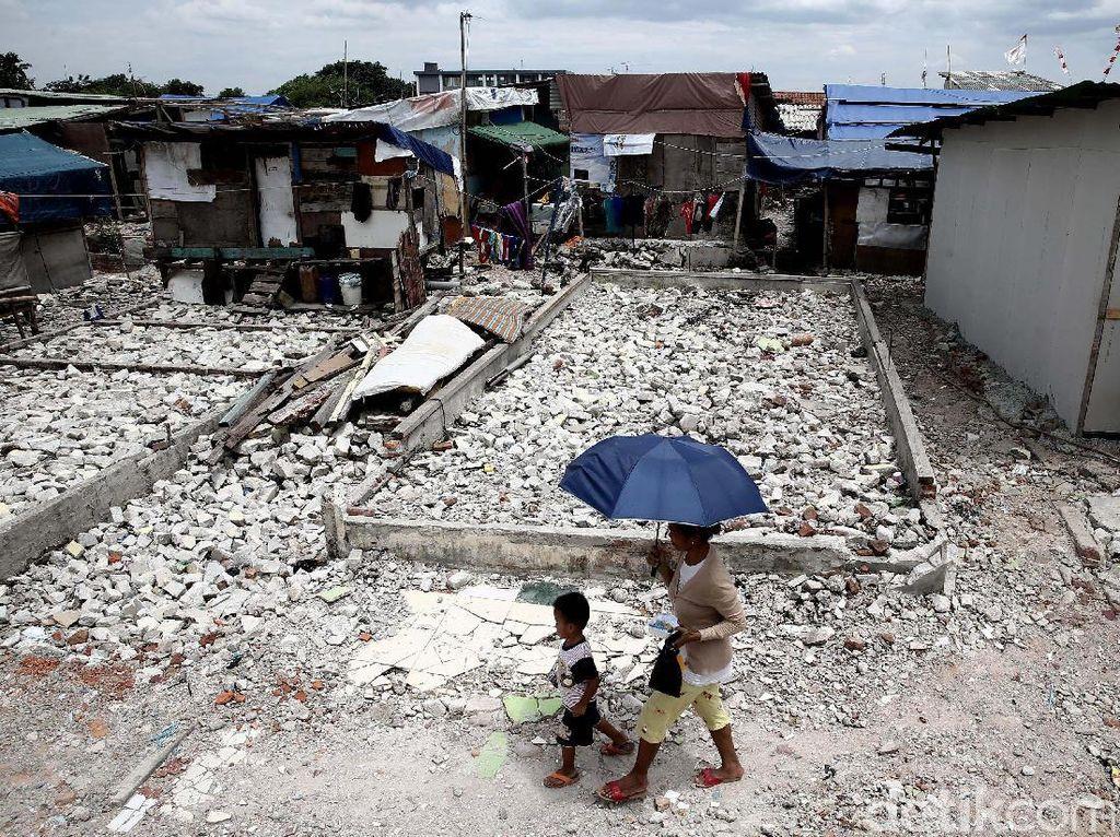 Cerita Warga Kampung Akuarium: Digusur, Gugat Pemprov, Dibangunkan Rusun