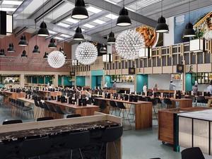 London Segera Punya Food Hall Makanan Asia Terbesar