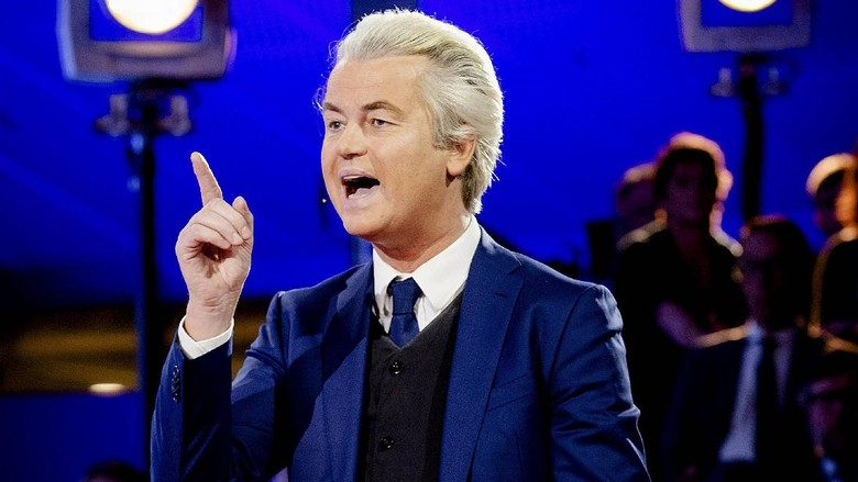 Gara-gara Tweet Geert Wilders, Dubes Belanda untuk Pakistan Diancam